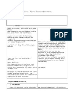 Detailed Lesson Plan in Tle Kitchen Utensils and Equipment 4a's Lesson Plan, Lesson Plan In Hindi, Lesson Plan Examples, Free Lesson Plans, Lesson Plan Templates, English Lesson Plans, English Lessons, Civil Service Reviewer, Kitchen Utensils And Equipment