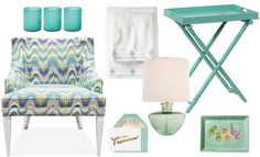 20 Favorite Aqua Finds For The Home