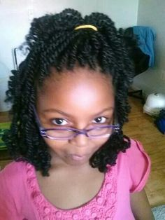 Twist Hairstyles For Kids Amazing Kids Kinky Twist  *hairstyles Galore *  Pinterest  Kinky Twists