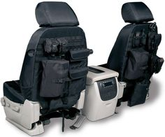 King's Arsenal Tactical Seat Covers by Coverking   King's Arsenal