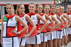 Juan Andres @JAVG1985 2h  Grid girls MONACO 2013.. FORMULA1 (via Twitter)