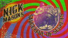 Bildergebnis für nick mason a saucerful of secrets Pink Floyd, A Saucerful Of Secrets, Band Posters, Design Elements, Retro, Color, Articles, Design Ideas, Concert Posters