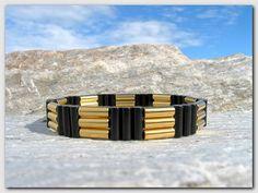 Magnetarmbånd - Modell #5 - www.magnethelse.no