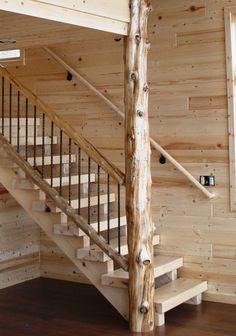 La rampe, sans le bois