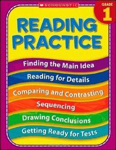 1st Grade Reading Practice (Practice (Scholastic)) my-style