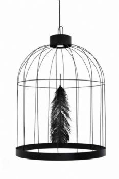 Bird Cage Light by Young & Battaglia