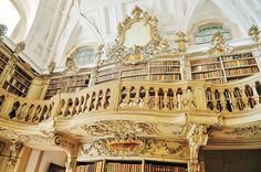 Biblioteca do Palácio Nacional de Mafra | Library of Mafra National Palace