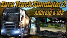 This ETS2 Android will bring you the joy of playing Euro Truck Simulator 2 on your phone and tablet wherever and whenver you want to. Totally free! Gaming Tips, Free Money, Euro, Android, Trucks, App, Hack Tool, United Kingdom, Goal