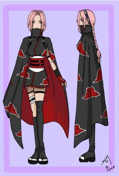 sexy no jutsu akatsuki | Akatsuki Imágenes. Naruto Shippuden.   I think I might try to make that outfit and use it for a cosplay.. Or something similar.