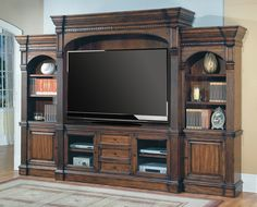 Entertainment Center Wall Unit Entertainment Center And