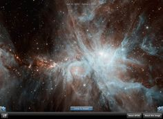 ipad: Developed in partnership with NASA, Astronomy Picture of the Day for the iPhone/iPad brings the vastness of space right into your hand. Browse through decades of high resolution NASA space photos hand selected by NASA astronomers. Jump to photos by date, save them to your photo roll or share them friends. Want that latest Hubble photo as a background? Then APOD is for you.