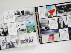 Create Share Love   Papierprojekt Moment Stempel Best Of... Project Life Spread 1