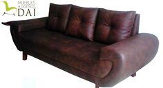 Sofa Caracol de 3 puestos, medidas 2.04 * 0.82 $ 1.359.000 Love Seat, Couch, Furniture, Home Decor, Game Room, Settee, Decoration Home, Sofa, Room Decor