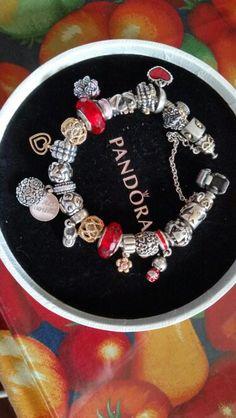 e09d67f82 Vos Pandora Vos créations Your creation Des bracelets Pandora composés, des  idées, des couleurs