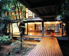 Project : Khun Rirkrit Tiravanija's House  Location : Chiang Mai, Thailand