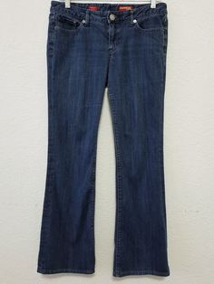 "Express - Women's Jeans - Size 6 R (29 1/2"" Inseam) Blue Stretch Denim Pants -  Stella Boot Leg #Express #BootCut ..... Visit all of our online locations.....  www.stores.eBay.com/variety-on-a-budget .....  www.stores.ebay.com/ourfamilygeneralstore .....  www.etsy.com/shop/VarietyonaBudget .....  www.bonanza.com/booths/VarietyonaBudget .....  www.facebook.com/VarietyonaBudgetOnlineShopping"