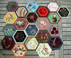 Gipsy Quilt: Beequilt ... 21 sur 52 (ou plus! :o)
