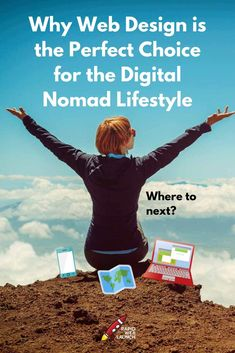The digital nomad lifestyle is all the rage these days. Find out why web design makes the perfect companion to this growing trend. Web Design Jobs, Web Design Trends, Illustrations Posters, Design Illustrations, Small Business Entrepreneurship, Graphic Design Resume, Annual Report Design, Newspaper Design, Business Design