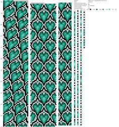 Bead Crochet Patterns, Bead Crochet Rope, Crochet Art, Beading Patterns, Cross Stitch Patterns, Bracelet Patterns, Crochet Beaded Necklace, Crochet Bracelet, Bracelets
