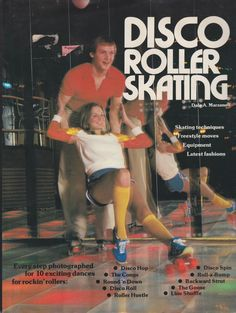 Disco roller skating- how to do it!
