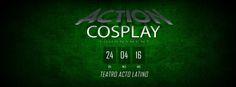 Action Cosplay Tournament 2016 - Bogotá, Colombia, 24 de Abril 2016 ~ Kagi Nippon He ~ Anime Nippon-Jin