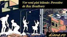 Astăzi, când amenințarea unei pandemii nu a dispărut încă, vă ofer o traducere a mea în română a unei povestiri scurte a lui Ray Bradbury, ... Movies, Movie Posters, Art, Astrology, Art Background, Films, Film Poster, Kunst, Cinema