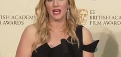 This Kate Winslet speech is the most inspiring thing you'll hear today