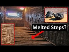 (5) Was Ancient Egypt Nuked? Melted Steps Found In Temple! - YouTube