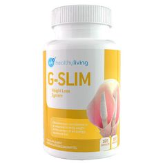 G-Slim Glucomannan Konjac Pills & Diet Plan To Lose Weight Women Healthy Recipes