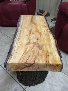 The disease that killed this tree made some cool looking woodgrain. Pic 2 of 2 Rustic Wooden Bench, Cypress Wood, Wood Grain, Woodworking, Live, Board, Table, Furniture, Home Decor