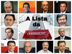 *Por Via Das Dúvidas*: A Lista da Odebrecht * Antonio Cabral Filho - Rj