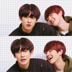 Exo Chanbaek, Baekhyun Chanyeol, Park Chanyeol, Exo Couple, Couple Goals, Kim Jong Dae, Exo 12, Xiuchen, Lucas Nct