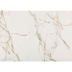 Calacatta Gold Quartz Countertop For Kitchen Very Durable