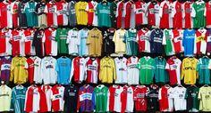 Feyenoord shirts