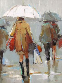 Barbara Flowers - Under the White Umbrella
