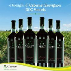 Confezione 6 Cabernet Sauvignon DOC Venezia dell'Azienda Casere - 34,90 euro anzichè 38,94 euro