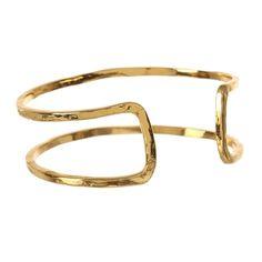 Rank & Style Top Ten Lists | Gorjana Teagan #Cuff #jewelry #accessories #bracelets #bangles #cuffs #style #fashion #topten