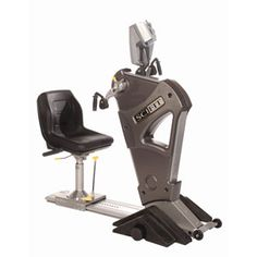 SciFit PRO1000 Upper Body Exerciser with Swivel Seat This machine is a clinical quality exerciser.  #scifit #exerciser