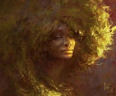 Afro Dryad by Harkale-Linai on DeviantArt Zooey Deschanel, Supernatural, Indie, Artist Alley, Fantasy Forest, Spirited Art, Black Artwork, Afro Art, High Art