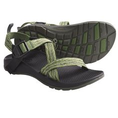 Chaco Z/1 Ecotread Sport Sandals (For Kids and Youth) in Branching