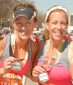 2013 GO! St. Louis Relay medal winners