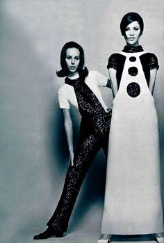 So unds vintage / Francesca Sottilaro Pierre Cardin ad 1960s