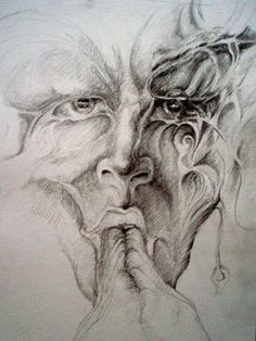 draw by pencil