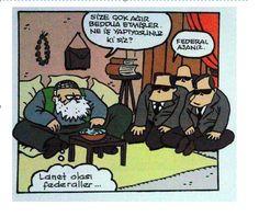 Federaller Karikatürü