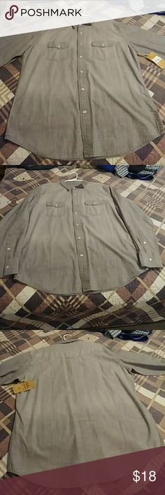 Mens dress shirt New conditions Shirts Dress Shirts