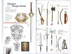 Fire Emblem Awakening Model Sheets Art Book