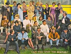 beatles fantasy party magical mystery tour - Pesquisa Google
