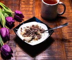 Kefir Recipes, Yogurt Recipes, No Dairy Recipes, Free Recipes, Healthy Food For Men, Healthy Diet Recipes, Vegan Food List, Vegan Foods, Yogurt Starter Culture