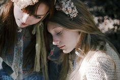 a november sun by Lauren Withrow, via Flickr