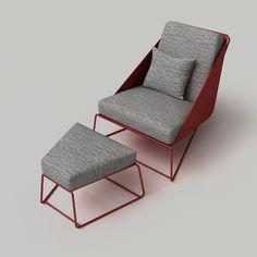 Bonaldo Alfie Relaxing Armchair